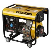 CE 4.5KW WAHOO WH5500DG AC Single Phase Output Typ Manufacturer