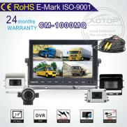 10 Inch Car  Rear View  TFT LED  Monitor  With Rem Manufacturer