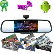 2014 Android GPS Car  Rear View  Camera With  Moni Manufacturer