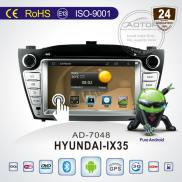 7 Inch  IX35 Android Touch Screen Car DVD With  G Manufacturer