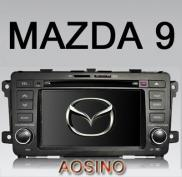 7'' Inch Double  Din 2 Din  Special MAZDA 9  Car D Manufacturer