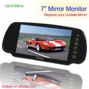 7 Inch TFT Car LCD Screen  Rear View  Rearview DVD Manufacturer
