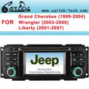 For Jeep Grand Cherokee  Car Audio  (1999-2004) Manufacturer