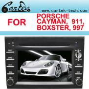 For Porsche Boxster  Car Audio  2005-2008 With GPS Manufacturer