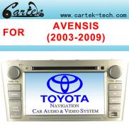 For Toyota Avensis  Car DVD  Player 2003-2009 Manufacturer
