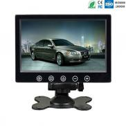 2012 Newly 7 Inch Touch Button  Car Monitor  With  Manufacturer