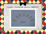 Alibaba Hot Sale Of Optical Holmium Glass Manufacturer
