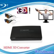 HD Multimedia Player Convert To 3d With HDMI Port Manufacturer