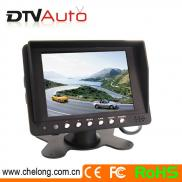 Sunshade Waterproof Cameras For Bus And Truck 5 In Manufacturer