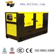 GF3 Slient Water Cooled  Diesel Generator Set  380 Manufacturer