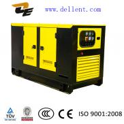 GF3 Slient Water Cooled  Diesel Generator Set  Pri Manufacturer