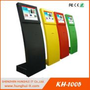 Ultra-thin Free Standing Vertical  LCD  Meida  Pla Manufacturer