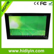 13.3 Inch Touch Screen  LCD  Ultrathin Ad  Player  Manufacturer