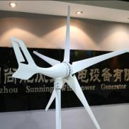 400W 12/24V 5 Blades Good Quality Horizontal  Wind Manufacturer
