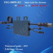 500w  Inverter  Tie Grid, On Grid Tie Solar  Inver Manufacturer