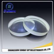 Glass  Lens  Optical Plano Convex From China  Supp Manufacturer