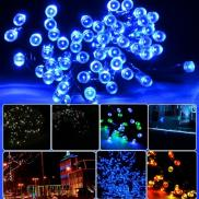 Hot Selling 22m 200  LED  Solar Fairy String  Ligh Manufacturer
