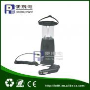 Solar Power And Hand Crank Dynamo 6 LED  Camping L Manufacturer