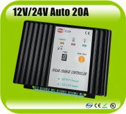 12v /24v Auto 25a High Efficiency  Solar Charge Co Manufacturer