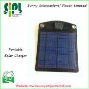 3.5w Black Color High Efficiency  Power  Bank  Sol Manufacturer