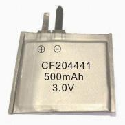3v 500mAh CF204441 Primary Thin Cell Smart Card Ba Manufacturer