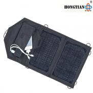 7w Foldable  Solar  Battery  Charger  For  Mobile  Manufacturer