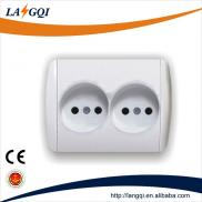 Best Sale 2014  Electric  2 Pin And 3 Pin Socket W Manufacturer
