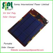 Custom Service  Solar Mobile  Phone  Charger  With Manufacturer