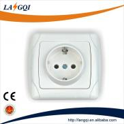 Display  Electric  Wall  Switch  Socket Outlet Manufacturer