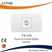 Eco-Friendly  Electric  Touch  Switch  Manufacturer
