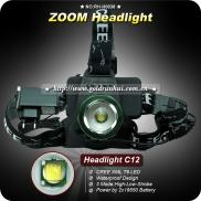 Goldrunhui RH-H0038 Zoomable Outdoor  LED Headligh Manufacturer