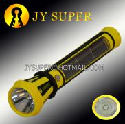 JY SUPER  Flashlight  LED Rechargeable  Solar  Tor Manufacturer