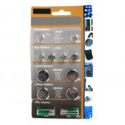 OEM Service AG Button Cell Blister Packing: 12pcs  Manufacturer