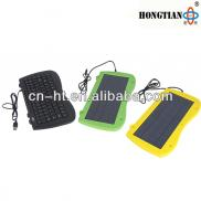 Portable  Mobile Solar Charger  With Ac Wall Socke Manufacturer