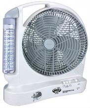 SUNCA AC/DC Rechargeable Oscillating Fan 12