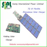 Solar Power  Wireless Mobile Phone  Charger  Manufacturer