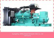 1000kva Cummins  Diesel Generator Set /three Phase Manufacturer