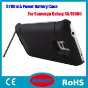 Backup Battery  Case For Samsung S5 I9600 Externa Manufacturer