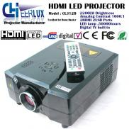 Portable Home Theatre Proyector Led 3d Full Hd Wit Manufacturer