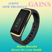 2014 Hot Sale Sleep Monitor Pedometer Bluetooth Sm Manufacturer