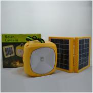 3W Double Panel Portable Led Solar  Camping Lights Manufacturer