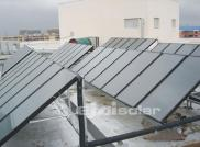 Flat  Plate  Solar Collector  For Water Heating A Manufacturer
