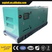 2014 Diesel  Generating Set  Indonesia Powered By  Manufacturer