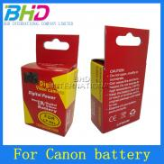 Best Quality For Canon  Digital  Camera  Batteries Manufacturer