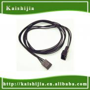Customized Female To Male Pwm Computer 4-Pin Fan C Manufacturer