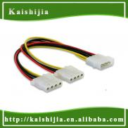 Hot Selling 4Pin, 8 Pin Molex Y Splitter Cable-abl Manufacturer