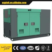 Industrial Brushless  Diesel Generator Set  Powere Manufacturer