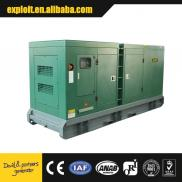 Industrial Mobile  Diesel Generator Set  Powered B Manufacturer