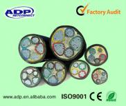 Al / xlpe /pvc Power  Cable  Manufacturer