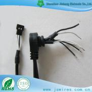 New Special Design Customize Wire Harness Black Sh Manufacturer